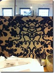 wallpaper vestibule photo